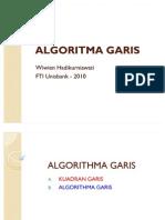 Algoritma Garis