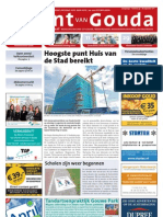 De Krant van Gouda, 18 augustus 2011