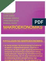 MAKROEKONOMIKS