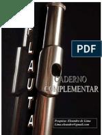Apostilha de Flauta Transversal - Ccb