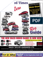 Hereford Times New Reg Guide