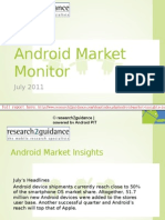 Android Market Insights July 2011