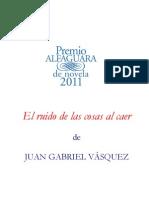 Nota de Prensa Alfaguara2011