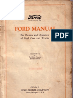 Manual FORD