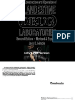 Nimble, Jack B - Construction and Operation of Clandestine Drug Labs