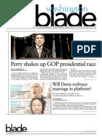 washingtonblade.com - volume 42, issue 33 - august 19, 2011