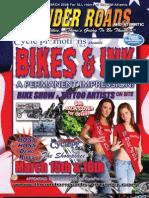Thunder Roads Virginia Magazine - March '08