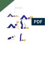 Exercitii Fizice Pentru Abdomen in Imagini