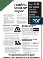 Four Union Ad