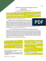 Um estudo de follow up em psicoterapia psicanalítica de casais1
