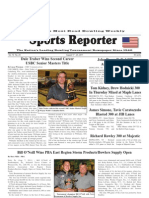 August 17, 2011 Sports Reporter