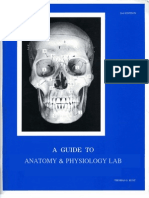A Guide to Anatomy & Physiology Lab