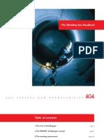 The Shielding Gas Handbook - AGA