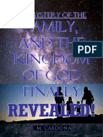 36432476 J M Cardona Mystery of Family and the Kingdom of God