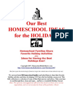 Home School for the Holidays