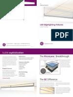 GE EDGE Product Sheet Linear 062011