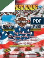 Thunder Roads Virginia Magazine - November '07