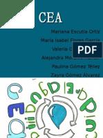 CAMPAÑA ECOLOGICA CEA