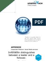 APPENDIX_Case Study Social Media Management_July2011