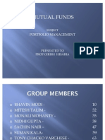 Mutual Funds - Group 4