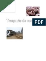 transporte de cerdos