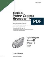Camara de Video Sony Trv60e