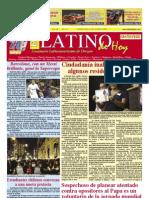 El Latino de Hoy WEEKLY Newspaper   8-17-2011