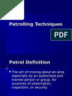 Patrolling 2