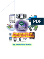 Programación de dispositivos móviles 2011