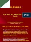 PLÁSTICA aula 1