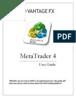 Met a Trader Manual v1.01