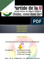 Diapositivas Partido de La u