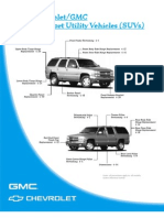 2000 Chevy Suburban Body Repair Manual