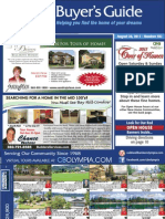 Coldwell Banker Olympia Real Estate Buyers Guide August 20th 2011