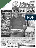 Fanzine Entre Aspas - Julho - 2011