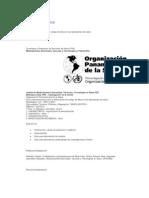 Codigo de etica bioquímico