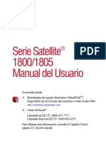Manual Toshiba Satelite Userguide