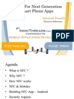 Near Field Communication (NFC) For Next Generation Smart Phone Apps
