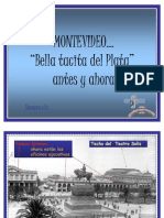 Monte Video Bella Tacita Del Plata