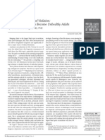 David D. Clarke Review of Anna Luise Kirkengen, The Lived Experience of Violation