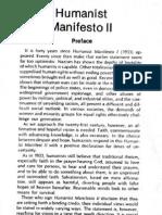 Humanist Manifesto II