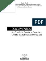 DocsComercioExterior, LC, CUP600