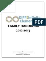 KIES - Family Handbook 2012-2013