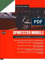 Manual rio Sportster