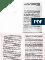 Chervel, André. História das disciplinas escolares