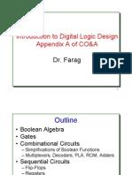 Introduction Digital Logic