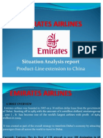 marketing strategy on emirates airline Target market and marketing strategies of emirates airline – august 3, 2010 posted in: 2010 volume 3 target market and marketing strategies of emirates airline –.