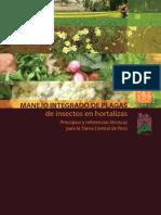 Manejo integrado de plagas de insectos en hortalizas