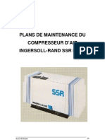 11 Analyse Def Fail Lance Compresseur INGERSOLL RAND SSR ML 15