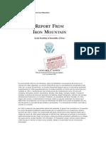 El Cont Rover Ti Do Informe Iron Mountain